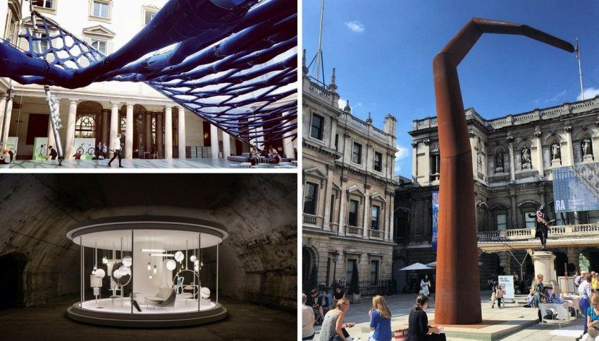 Design Week: le 5 installazioni più particolari e curiose