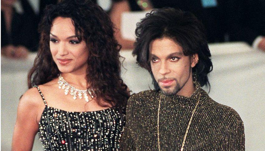 L'ex moglie racconta Prince e il dramma del loro bambino