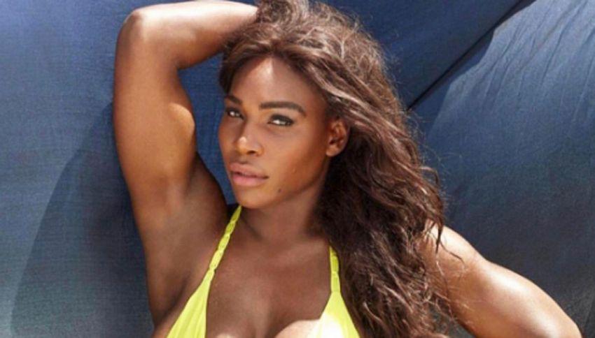 Serena Williams è incinta. Sarà mamma in autunno