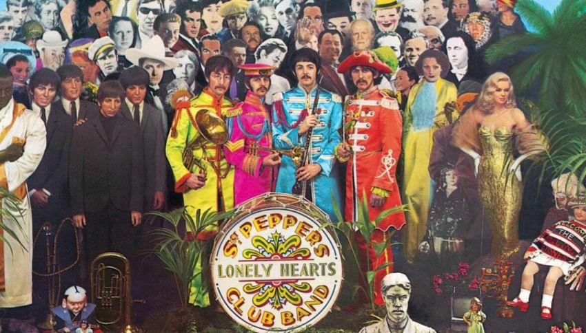 Sgt. Pepper's dei Beatles compie 50 anni