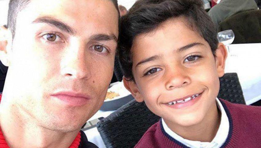 Chi è la madre di Cristiano Jr, il figlio di Ronaldo