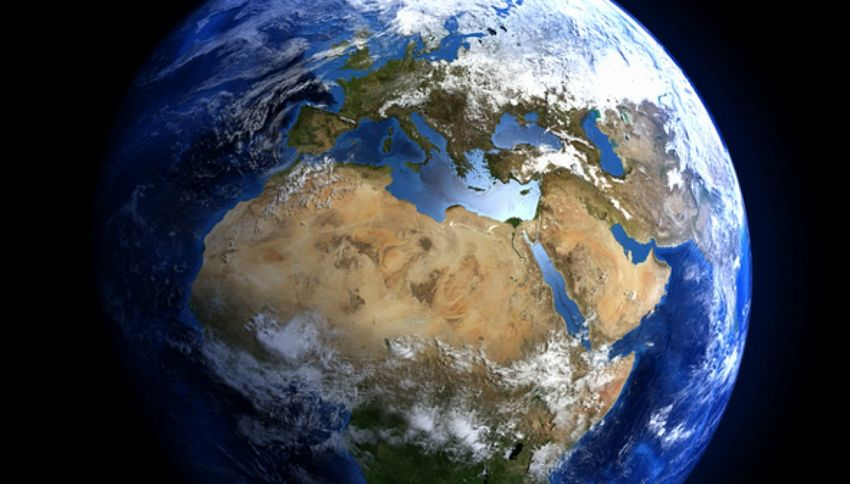 Mondi più ricchi d'acqua: la Terra è quinta nel sistema solare