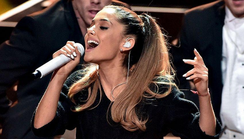 Chi è Ariana Grande, l'attrice divenuta una pospstar