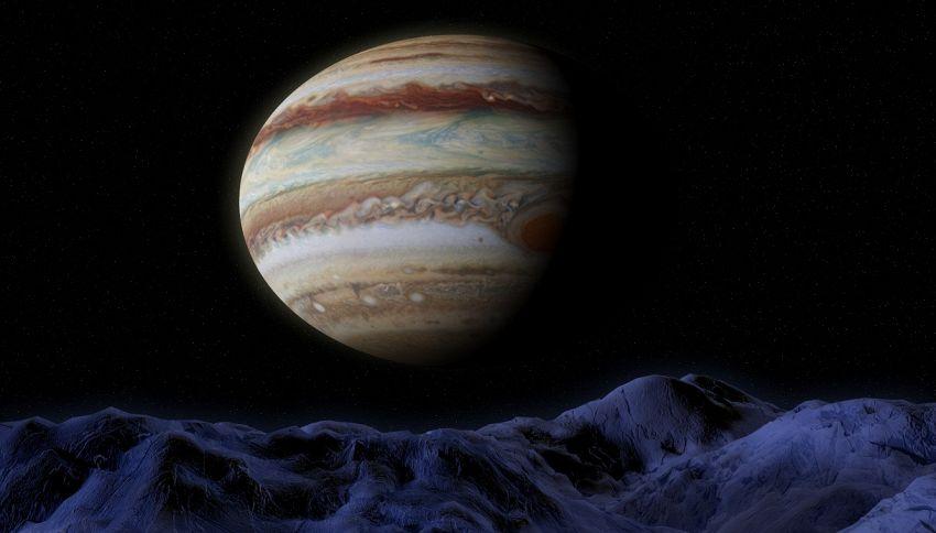 Le incredibili immagini di Giove pubblicate dalla NASA