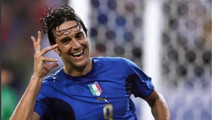 Luca Toni, il Campione del Mondo prossimo ai 40 anni