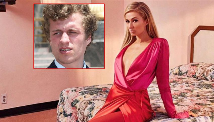 Il fratello di Paris Hilton arrestato per furto