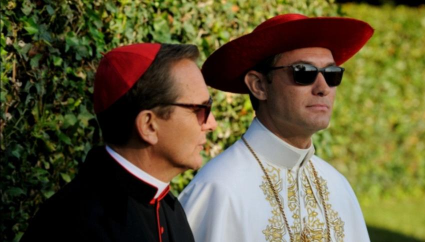 Nuova serie tv per Sorrentino nel 2018: The New Pope