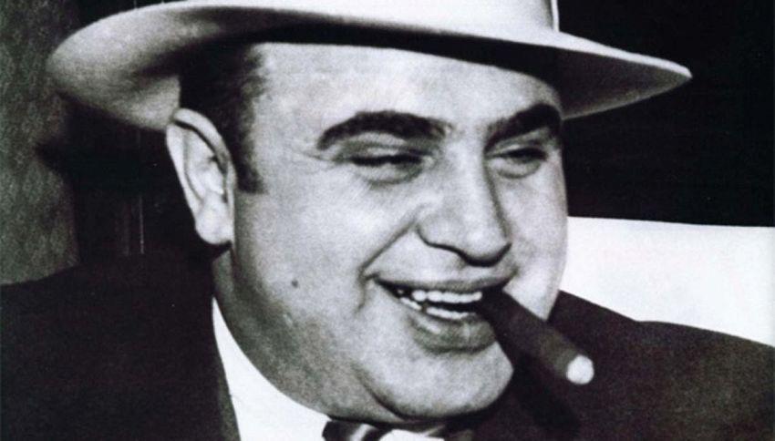 Le origini di Al Capone? Non di Napoli ma di altra città del Sud