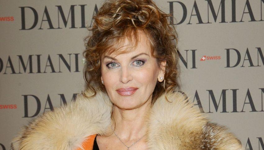 """Dalila Di Lazzaro confessa: """"Stavo con Agnelli. Era cinico"""""""