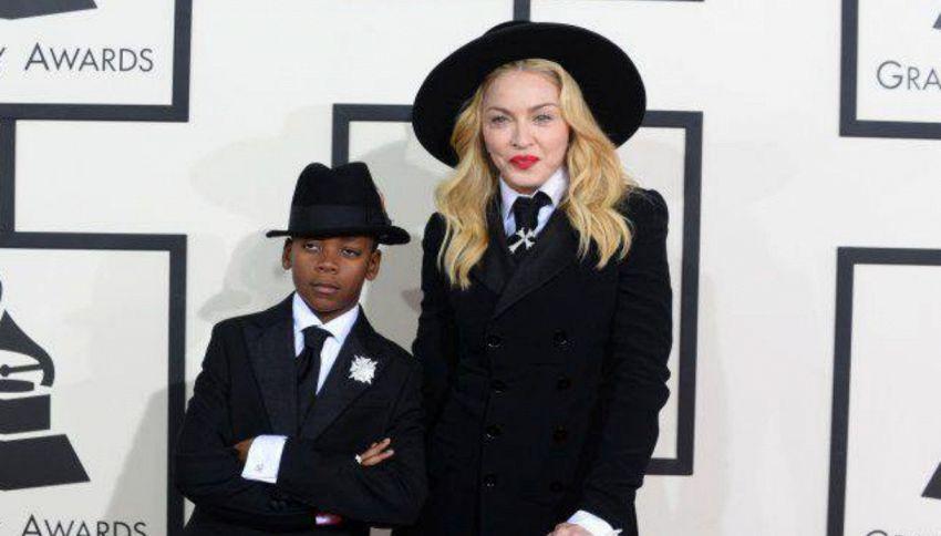 Il Benfica ingaggia il figlio di Madonna e lei va a Lisbona