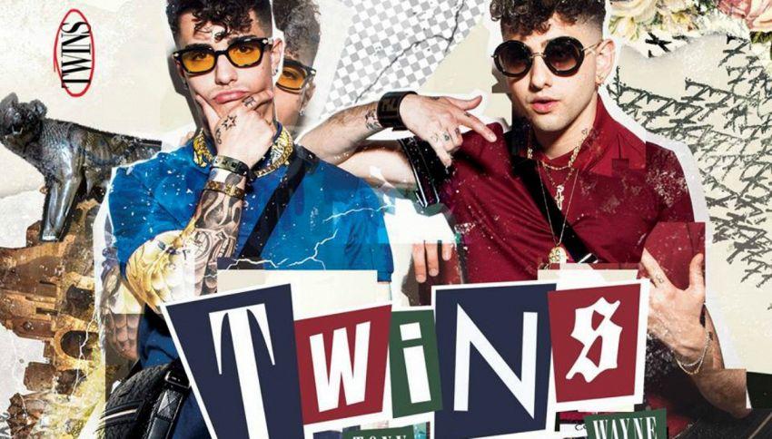 """È uscito """"Twins"""", il primo album della Dark Polo Gang"""