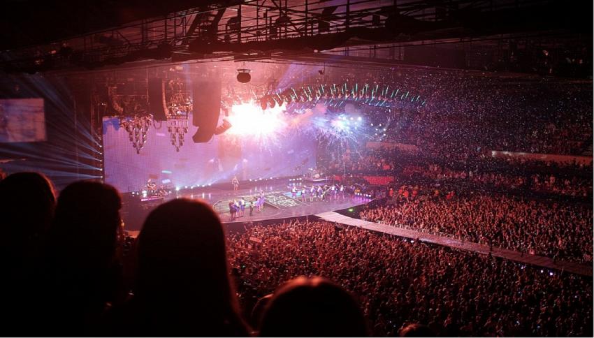 Le 6 cose belle dei concerti