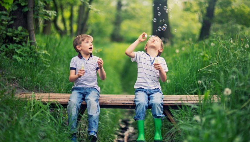 I fratelli maggiori hanno più successo: lo dice la scienza