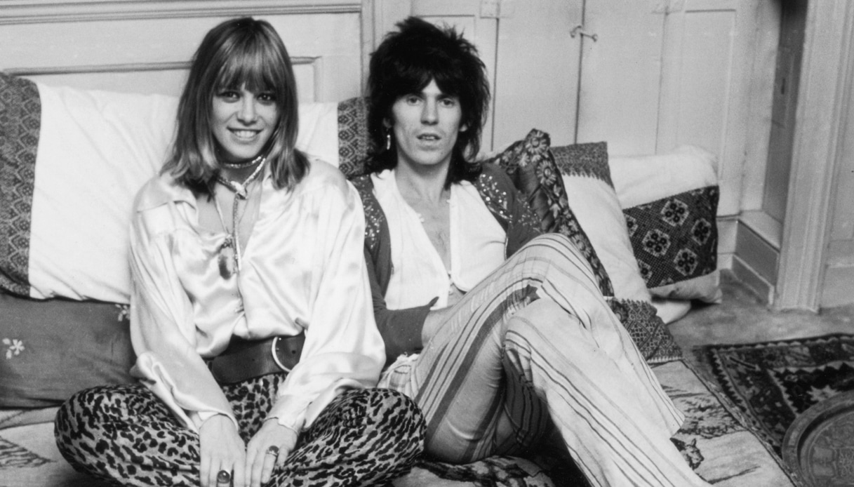 È morta Anita Pallenberg, la musa di Keith Richards | superEva