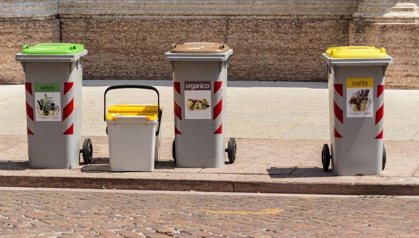 È della Sicilia il Comune in cui si ricicla di più al Sud