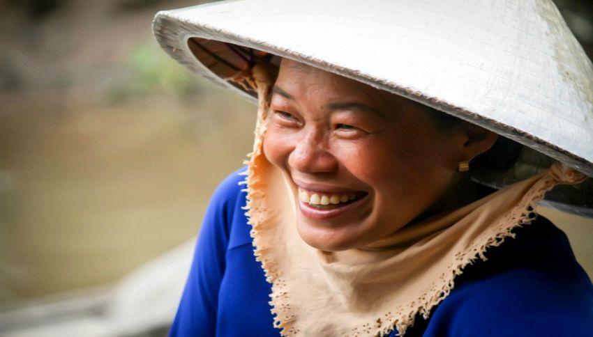 15 benefici del sorriso
