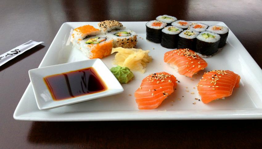 Il pericolo dietro il sushi