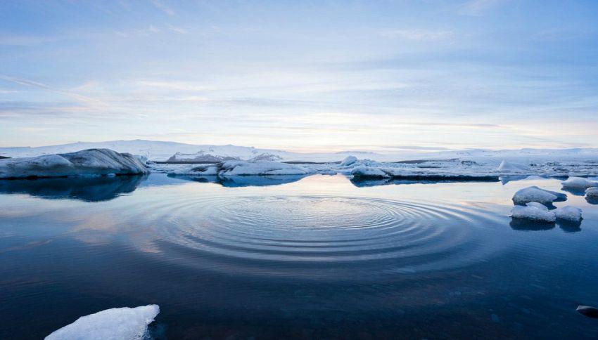 Perchè al polo sud fa più freddo che al polo nord?