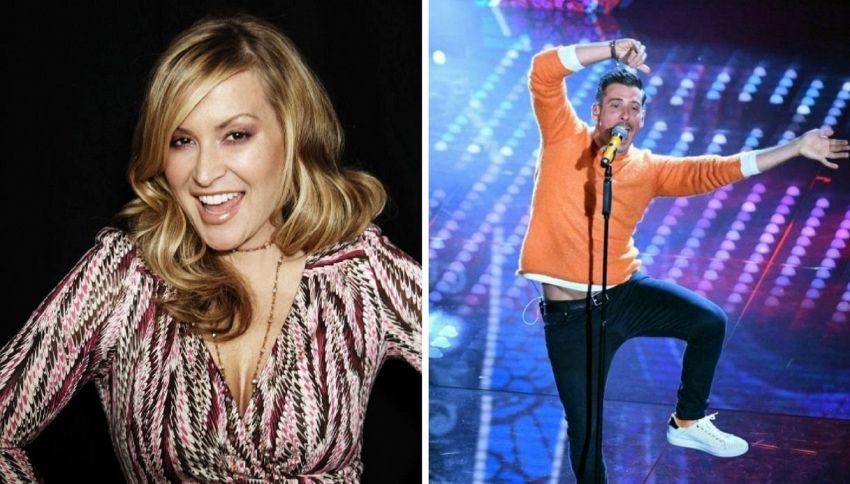 """Anastacia canta e balla """"Occidentali's Karma"""" di Gabbani"""