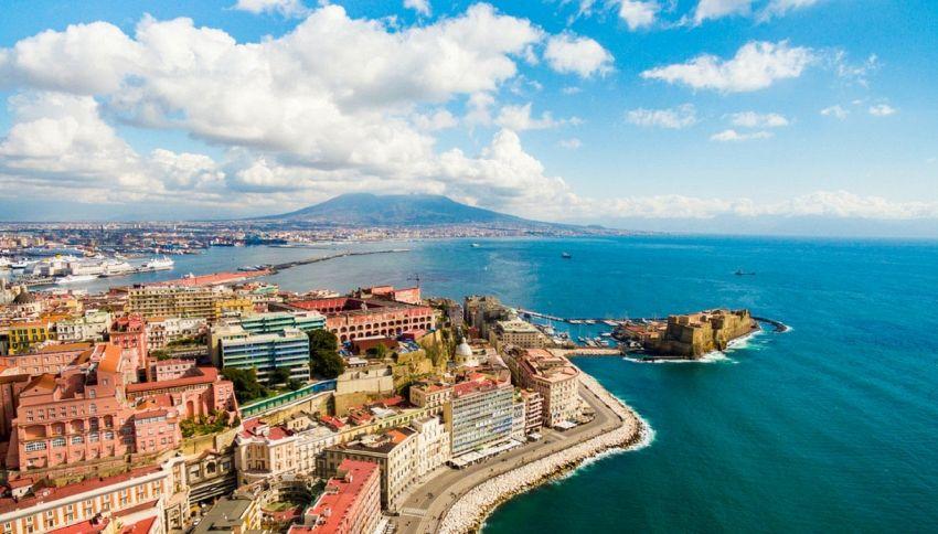 Il Sun cambia idea, Napoli non è più pericolosa