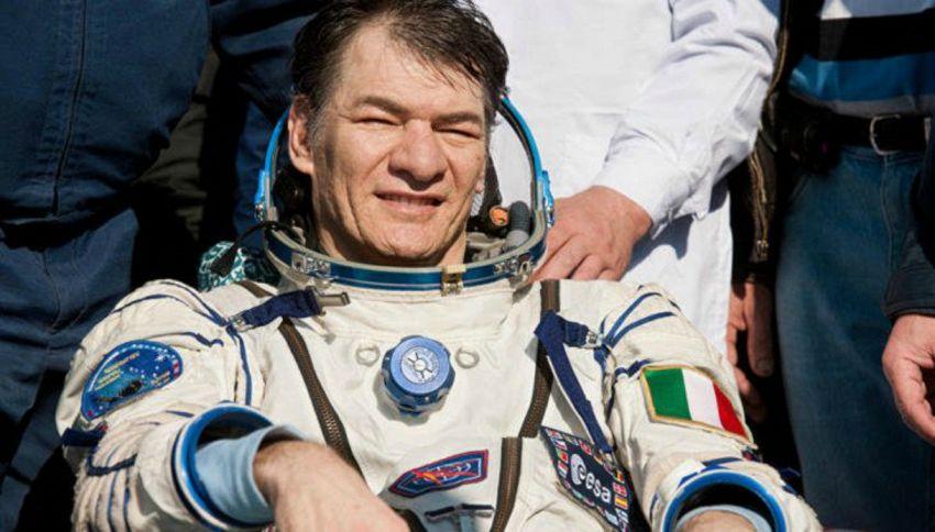 L'astronauta Paolo Nespoli ritorna fra le stelle a 60 anni
