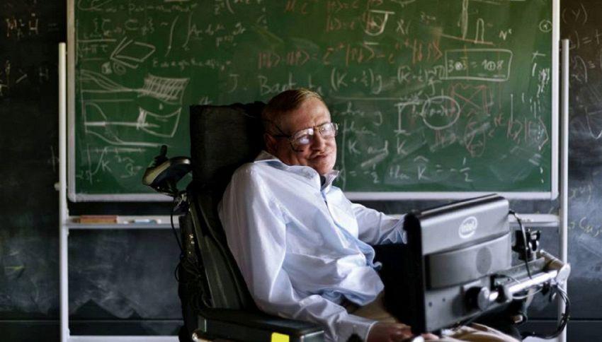 L'ultima allarmante profezia di Hawking sugli alieni