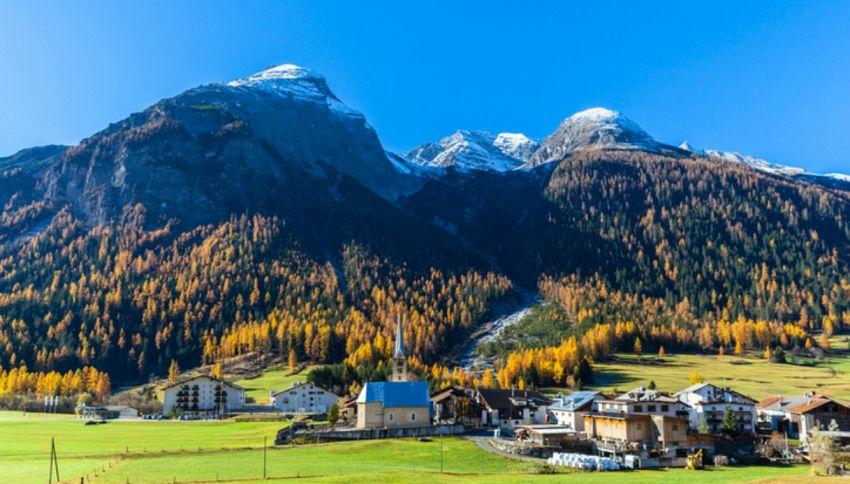 In Svizzera c'è un paese in cui è vietato fare selfie
