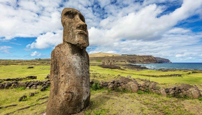 Isola di Pasqua, ecco come sono morti (davvero) gli abitanti
