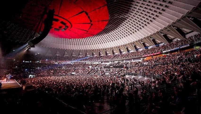 I 20 concerti con il maggior numero di pubblico presente
