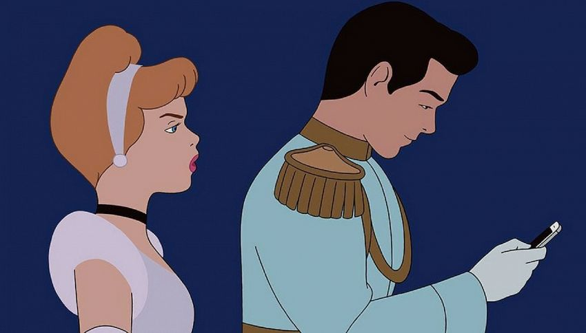 I personaggi Disney catapultati nel 2017