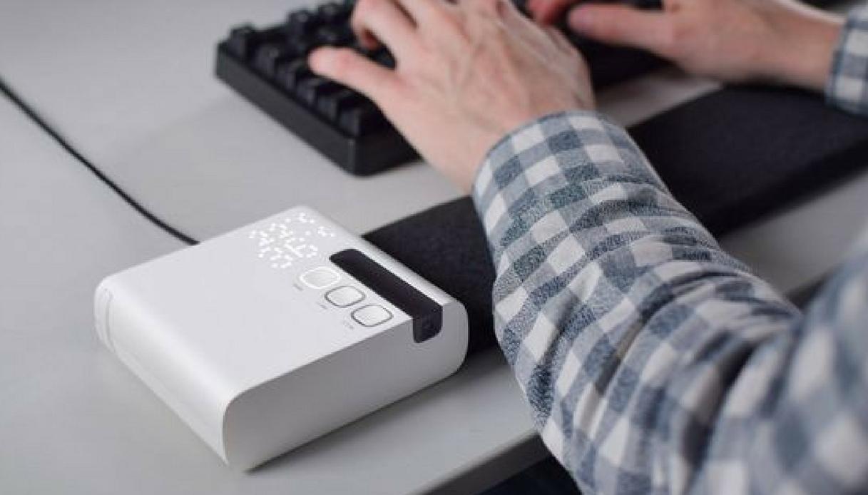Posizione Scrivania Ufficio : Stratum il nuovo tappetino che rinfresca la scrivania supereva