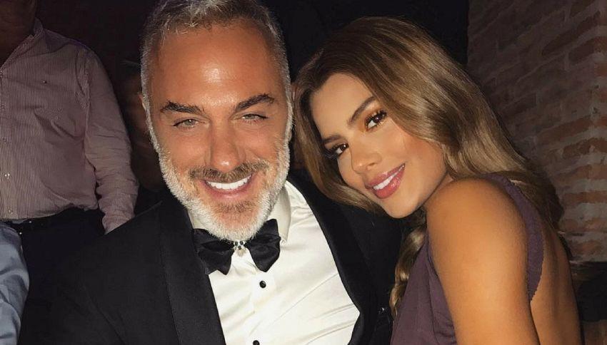 Vacchi torna single, addio a Miss Colombia