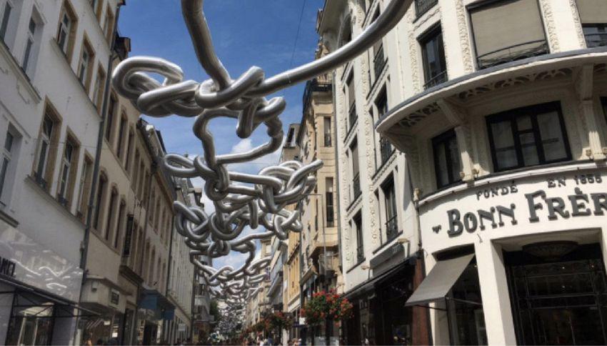 In Lussemburgo ci sono le nuvole argentate: ecco che cosa sono