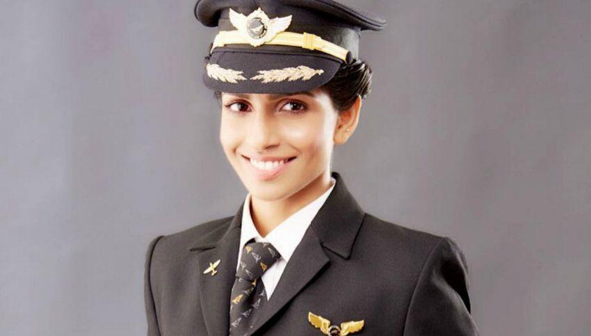 Anny Divya: la più giovane pilota di Boeing 777 star dei social