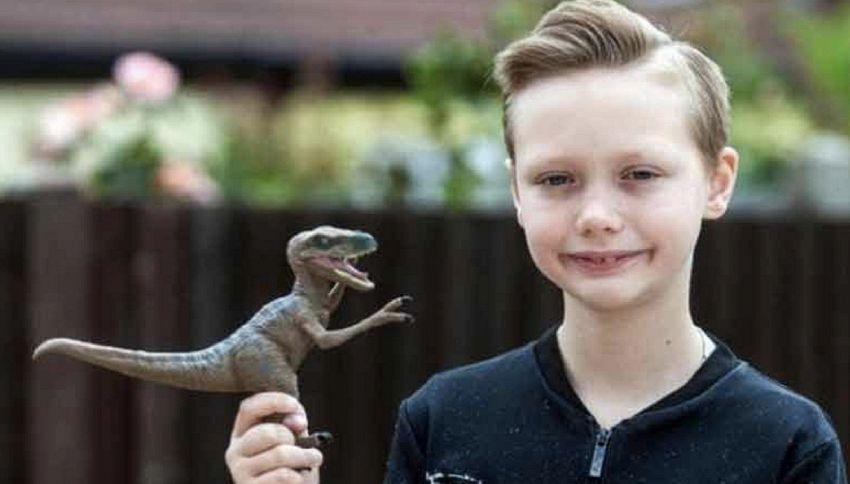 Il bambino con la sindrome di Asperger che ha corretto un museo