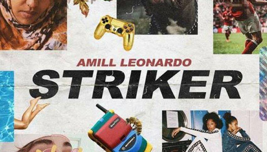 """Amill Leonardo: """"Striker"""" è il nuovo EP"""