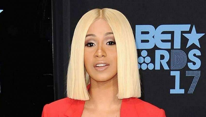 Cardi B è la prima rapper donna numero uno nella Hot 100