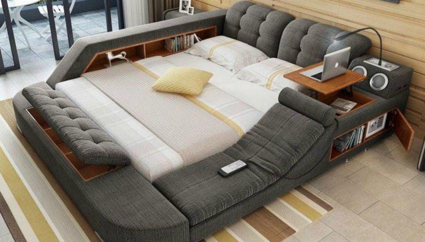 Ecco il letto da cui è impossibile alzarsi