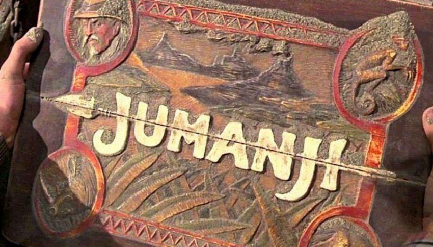 Jumanji: ecco come creare il gioco da tavolo a casa
