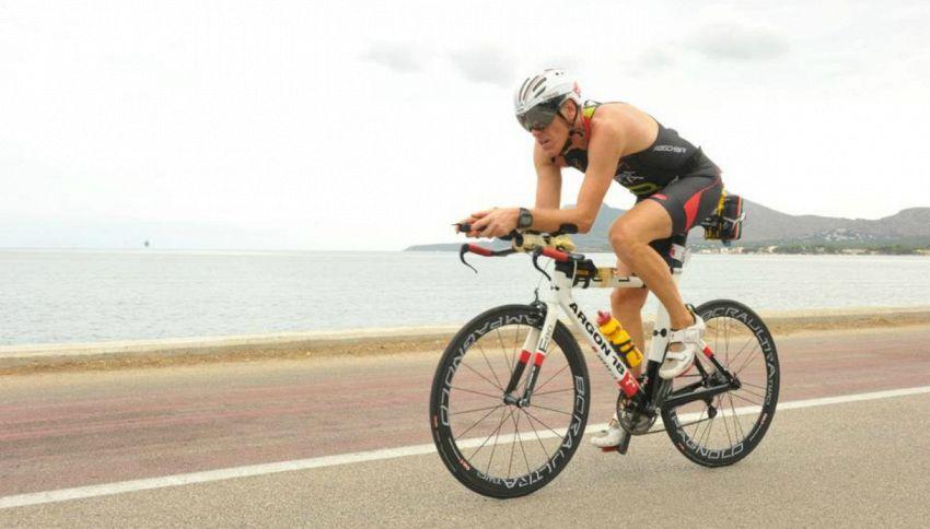 Il manager italiano diventato Ironman in memoria del figlio