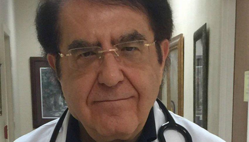 Il perfido dottor Nowzaradan, l'esperto di diete star del web