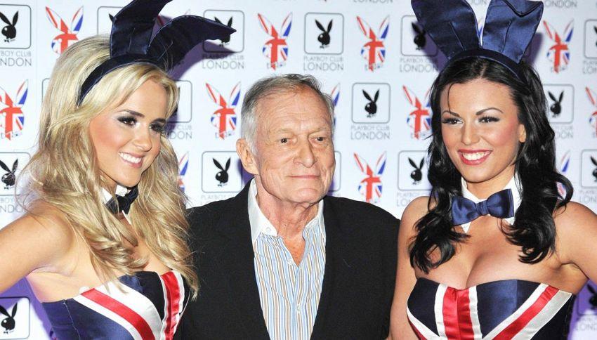 Quanto vale e a chi andrà l'eredità di Hugh Hefner re di Playboy