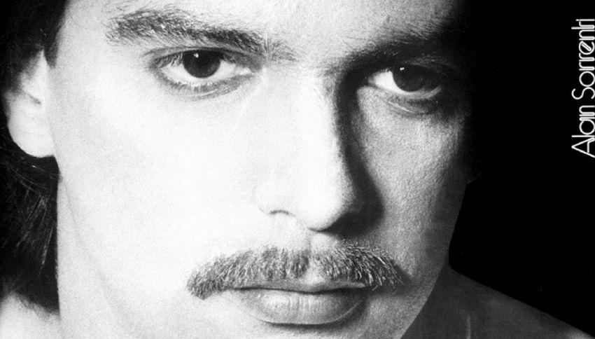 """La playlist di Alan Sorrenti, 40 anni dopo """"Figli delle stelle"""""""