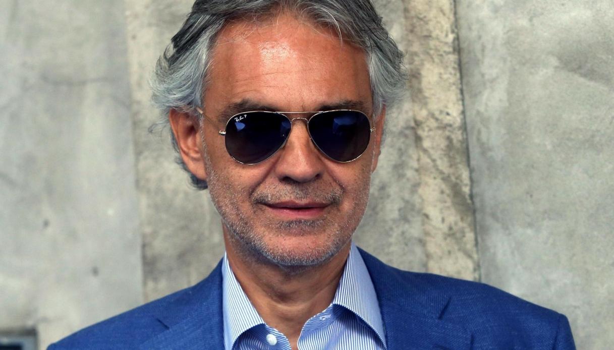 Andrea Bocelli punta alla nomination ai Golden Globe