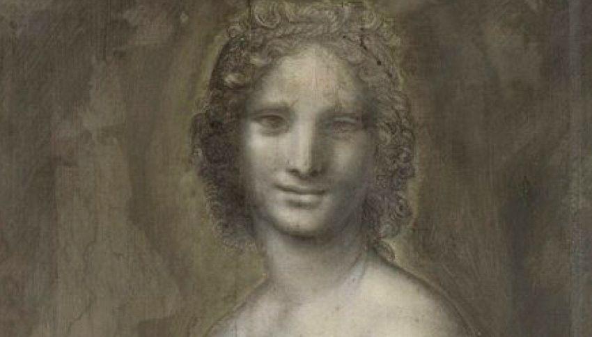 Francia, scoperta una versione senza veli della Monna Lisa