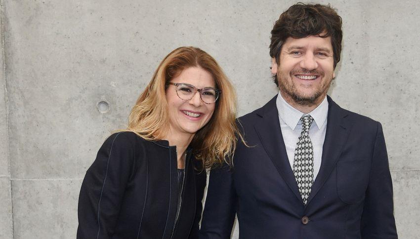 Chi è Jelena Ilic, la compagna di Fabio De Luigi