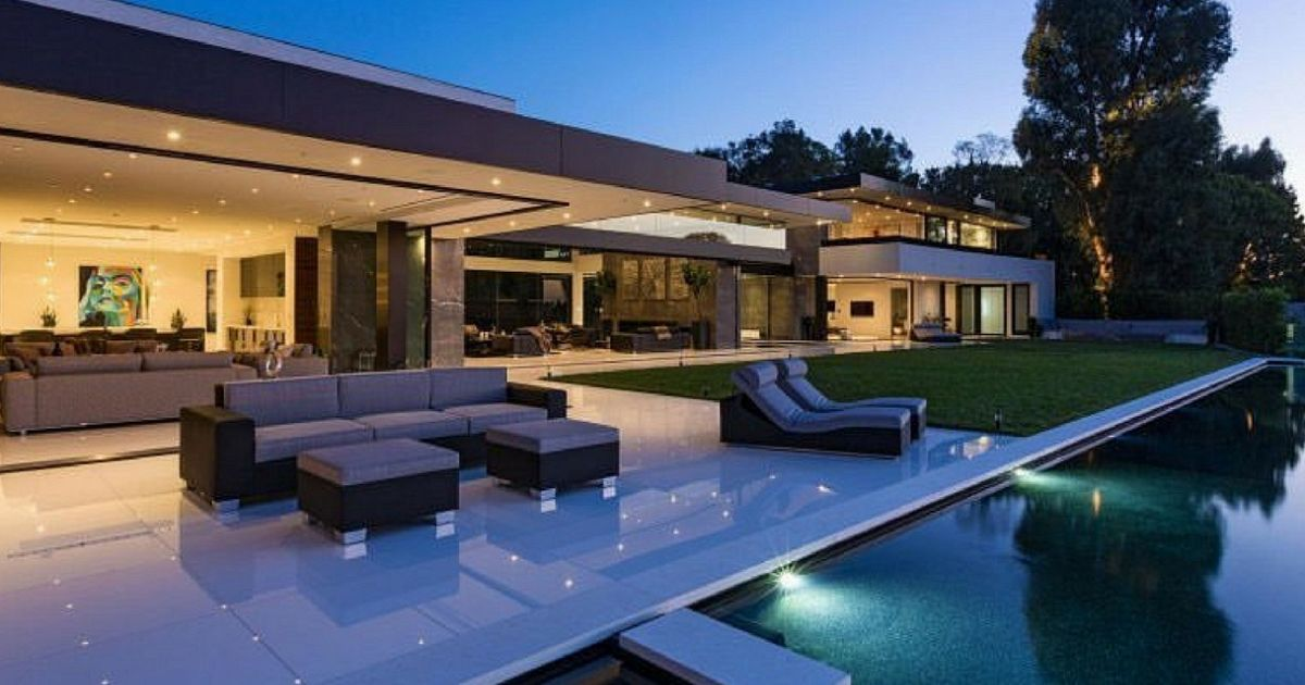 A los angeles la villa pi cara del mondo supereva - La casa piu costosa del mondo ...