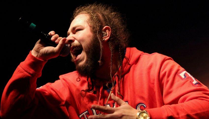"""Chi è Post Malone, il rapper di """"Rockstar"""""""