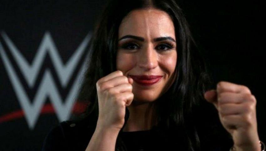 La storia di Shadia Bseiso, prima wrestler del Medio Oriente
