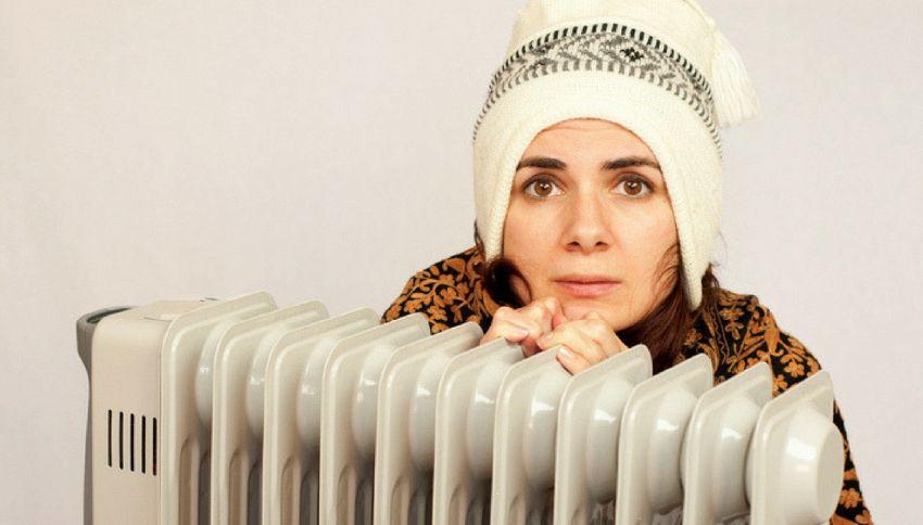 Ecco perché le donne alzano sempre il riscaldamento (di nascosto)
